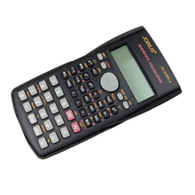 Function Calculator Handheld Multi function 10 2 Digital Display 2 Line LCD Scientific Calculator Shipping No