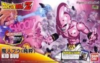 Bandai 1/144 Dragon Ball Z Figure Rise Standard Magic Buu Pure Plastic model Scale model building hobby