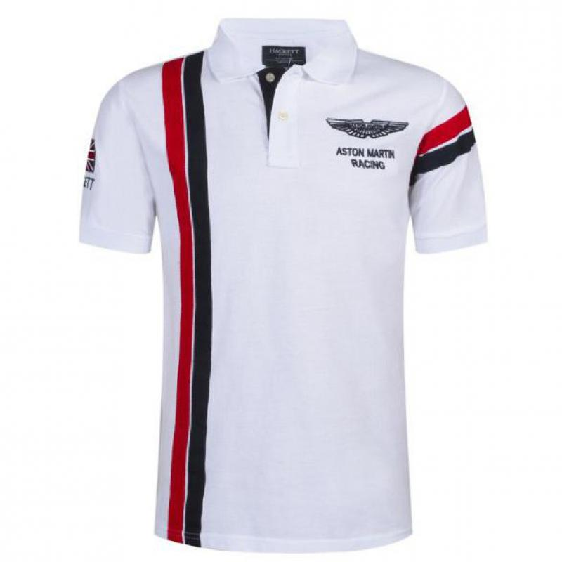 Plus size 5XL-6XL 2019 Men   Polo   Shirts fashion Style 100% Cotton embroidery Aeronautica militare brand short sleeve   polo   shirt