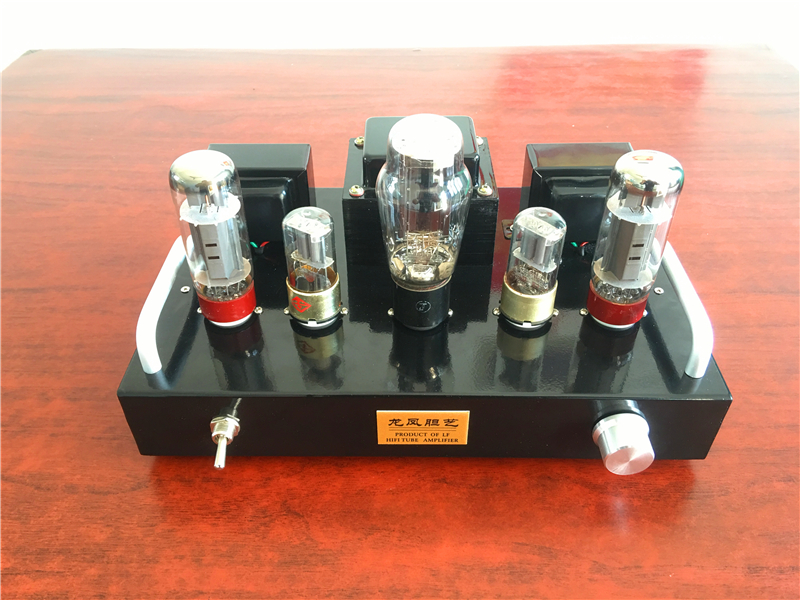 DIY HIFI 6N9P EL34 Spartan X1 6.5W+6.5W Tube Amplifier Kit Stereo Vacuum Tube Power Amp DIY KIT 1pcs high quality little bear p5 stereo vacuum tube preamplifier audio hifi buffer pre amp diy new