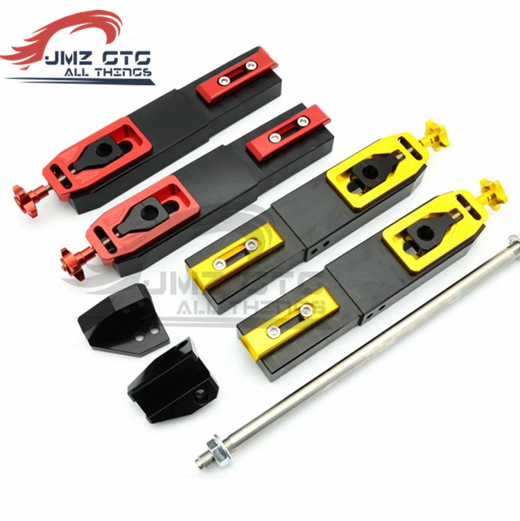 Motorcycle Accessories CNC Aluminum Rear Fork extension device increased control shifter in shock For Honda Grom