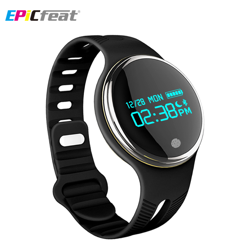 EPIC GPS Track Record IP67 Waterproof Sport Smart Watch for Android iOS phone Wristband Swim Bicycle