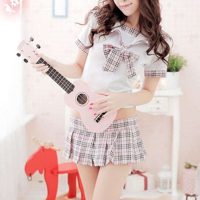 Japanese School Uniform Girl Cosplay Escolar Japones -8919