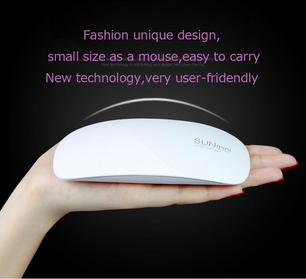 mouse size