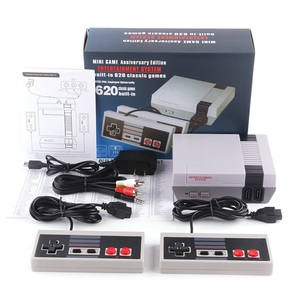 Image 3 - Video game console MINI NES Classic retro handheld game console 620 games Comes with original gamepad Family childrens toys