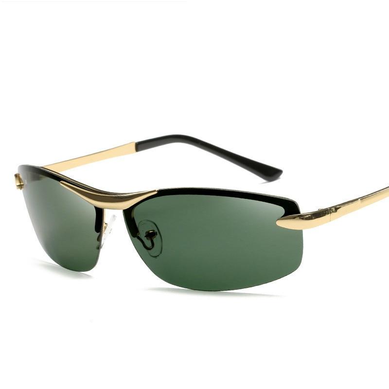 57452eb1e36 2018 Hot Sale Fashion Men High Quality Sunglasses Polarized Driving Sun  Glasses Retro UV400 Eyewear Male