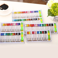 Colored Oil Pastel Set 12 18 24 36Colors Crayons Non Toxic Safe For Kids Children Drawing