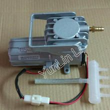 цена на DC12V Aquarium Pump Fish Pond Aerator DC Diaphragm Air Compressor ACQ-902/ACQ-903/ACQ-906/ACQ-908