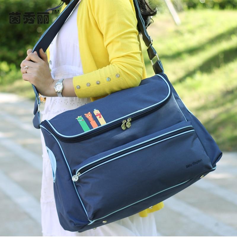 Mummy Maternity Nursing Diaper Bags Care Baby Stroller Carriage Waterproof Bag Care Travel Handbag