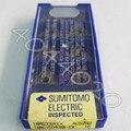 TNMG160408N-EX AC520U 10 шт/кор. Sumitomo новое оригинальное твердосплавное лезвие