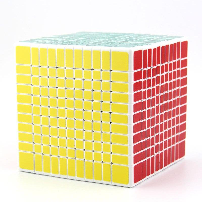 Professionnel Cube11x11x11 11 cm vitesse pour cubes magiques antistress puzzle néo Cubo Magico autocollant pour enfants jouets éducatifs pour adultes