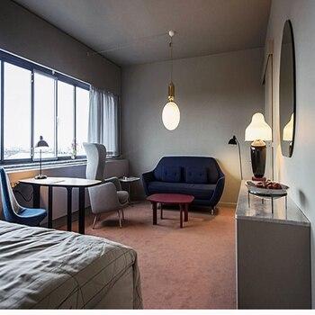 Американский Северный постмодерн творческой простой личности сферические светодиодные разного цвета Отель/ресторан/бар/кафе E 27 AC 90-260 V