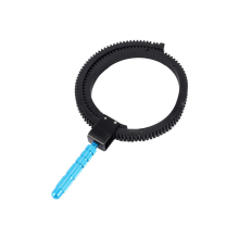 Focus Ring Belt with Aluminum Grip for Camera