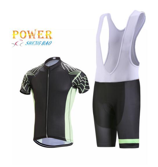 2017 Cycling Jersey male set High quality Short sleeve cycling sportswear Quick-drying Anti-sweat Cycling Clothing set