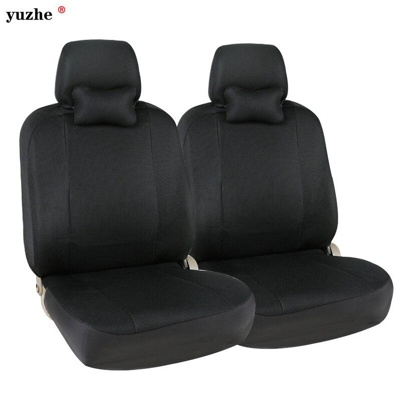 Yuzhe Universal fundas de asiento de coche para Toyota Honda Nissan - Accesorios de interior de coche