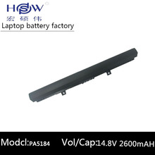PA5184U Laptop Battery for Toshiba C55 C55D C55T L55 L55D L55T PA5184U-1BRS PA5185U-1BRS PA5185U batteria akku batterie цена и фото