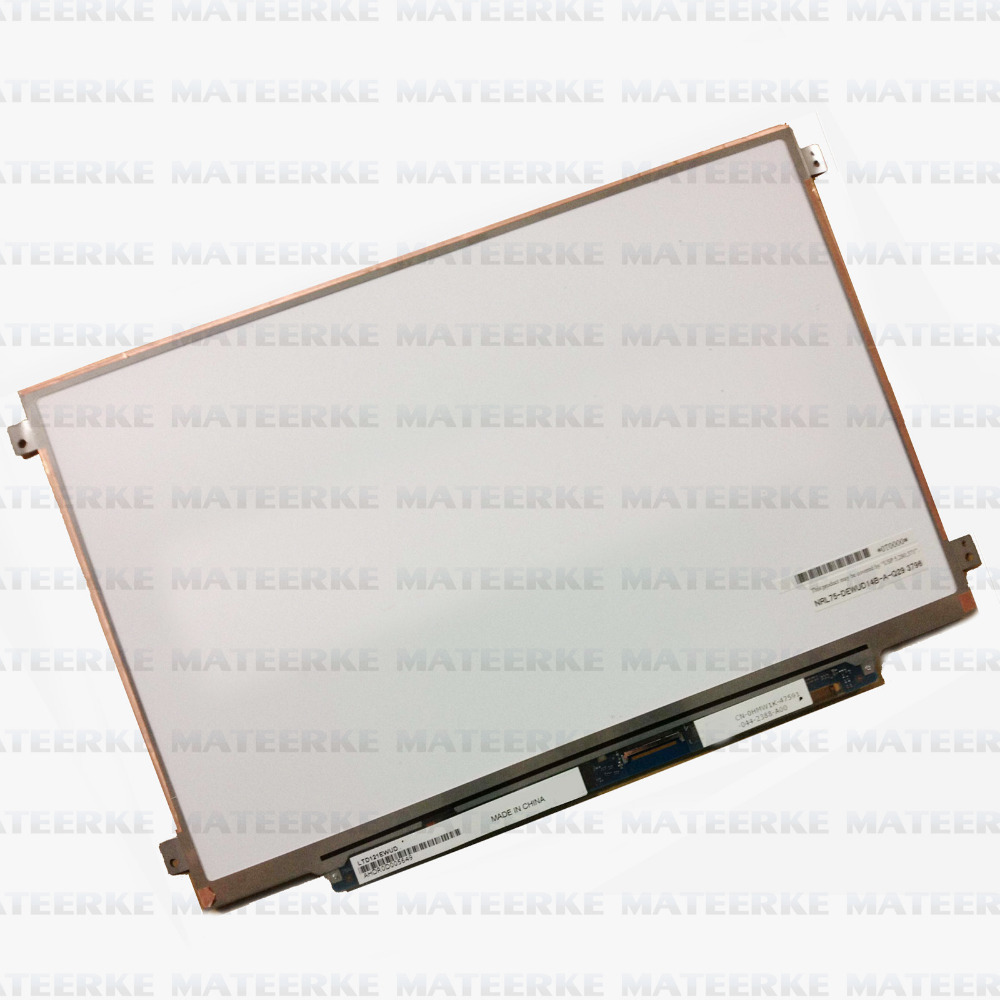 Laptop 12.1'' lcd screen LTN121AT04 LTD121EWUD For Dell E4200 VOSTRO 1220 1210 D420 D430 quying laptop lcd screen ltn121at04 ltd121ewud for dell e4200 1220 d420 d430 12 1 inch 1280x800 40pin