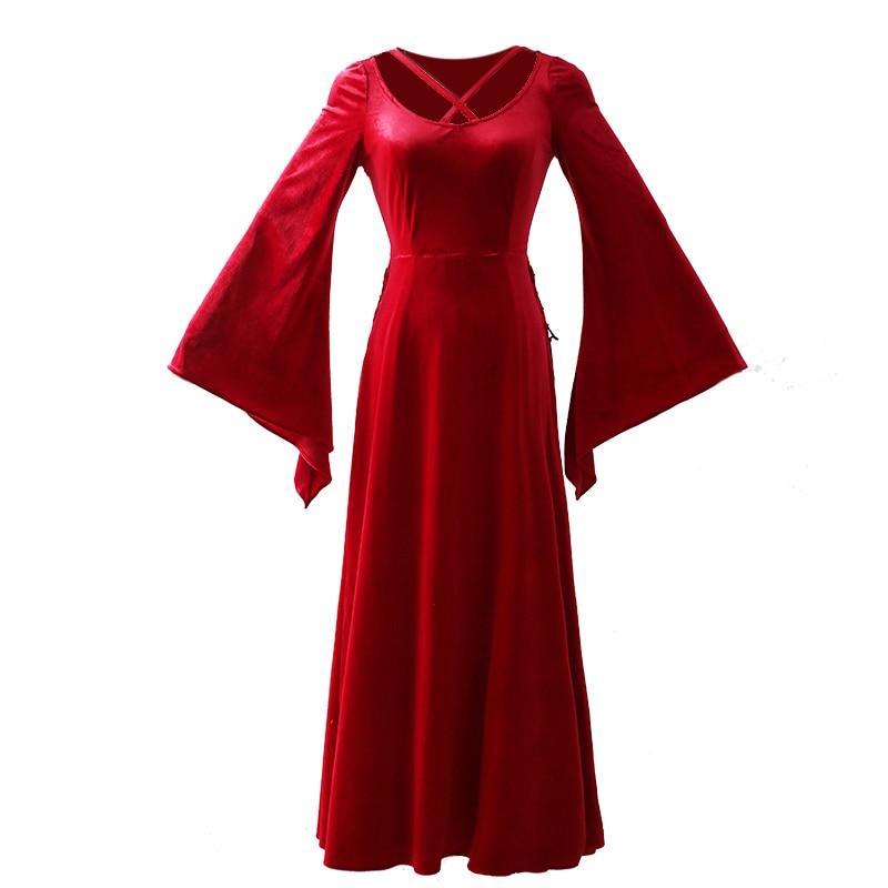 Pièce long Rouge Or Mince Moyen Seule Velours D'une Taille Automne Banquet Robe Formelle Printemps pqYzCC