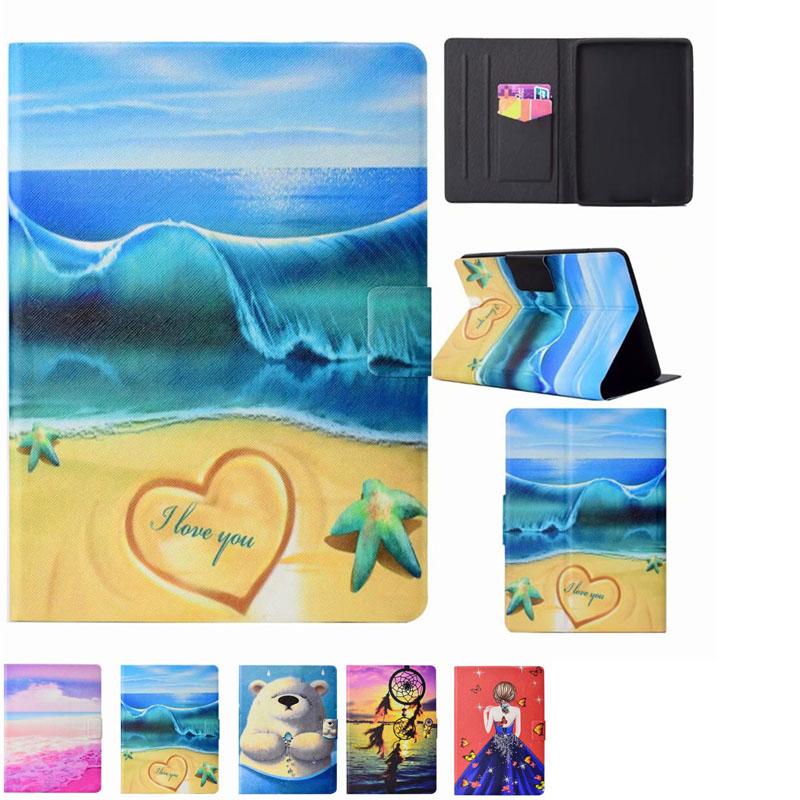 Light weight Thin PU Leather Case for Amazon Kindle Paperwhite Cover 1 2 3 2012 2013 2015 Smart 6 inch E-book Auto Sleep/Wake
