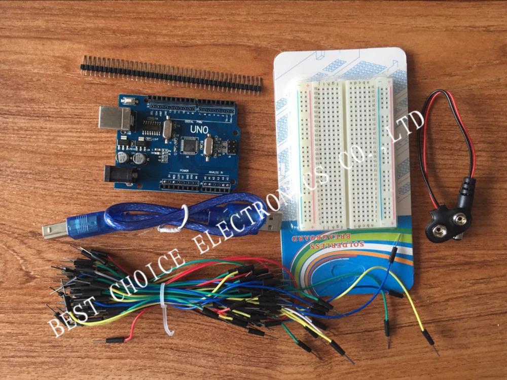 Aliexpress buy starter kit for arduino uno r bundle