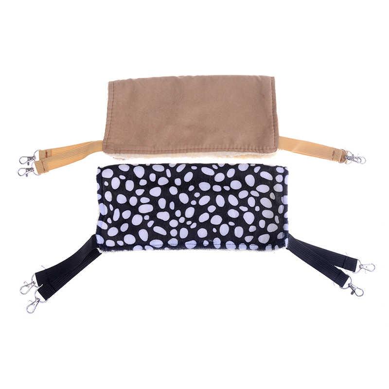 ערסל מיטת כיסוי קטן כלב חיות מחמד עכברוש ארנב/החמוס צ 'ינצ' ילה/חתול כלוב פולק דוט גור תיק שמיכות