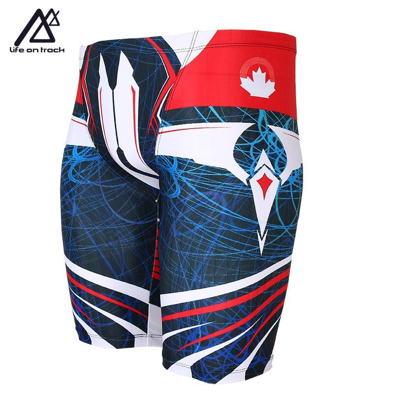 Été hommes nager brouilleurs séchage rapide maillots de bain maillots de bain Tauruswim professionnel sport costume Sportwear court maillot de bain vie sur piste