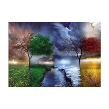 5D Diamond Embroidery Landscape DIY Painting Mosaic Crafts Gift Pattern