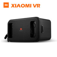 Original Xiaomi VR Virtual Reality 3D Glasses Mi VR 1C Box For Iphone 7 6 6s plus 4.7-5.7 Inch Mobile Phones Retail Box(China)