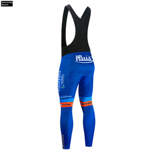 Image 4 - Cycling Jerseys VINI Orange Winter Thermal Fleece Men MTB Mountain Bike Clothing Road Bicycle Wear Breathable Maillot Culotte