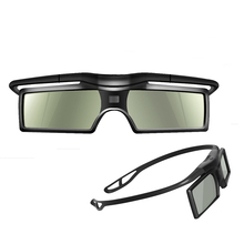 Shutter 3D Glasses Energetic TV Gafas Bluetooth LCD Lenses 3d Glasses Passive HDTV Blu-Ray Gamers Digital Sensible Glasses SP138