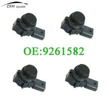ФОТО 4pcs new 9261582 pdc parking sensor for bmw 1er f20 f21 f22 f30 f31 f32 f33 f34