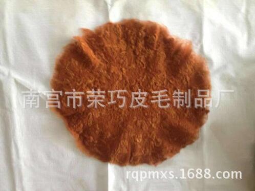 Circular diâmetro de 60 cm de Lã Macia de Pura Lã de Feltro de Lã Real Cesta Stuffer Filler Newborn Fotografia Props
