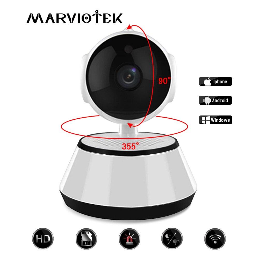 Home Security IP Camera Wireless Smart WiFi Camera 720P Audio Record Surveillance Mini CCTV Camera HD Night Vision Baby Monitor