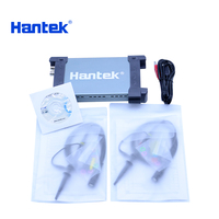 Hantek 6022BE PC USB Portable Oscilloscope Digital Storage 2Channels 20MHz 48MSa S Oscilloscope