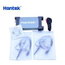 Osciloscopio de Almacenamiento Digital Hantek 6022BE PC portátil USB de 2 Canales 20 MHz 48MSa/s Osciloscopio Original del producto