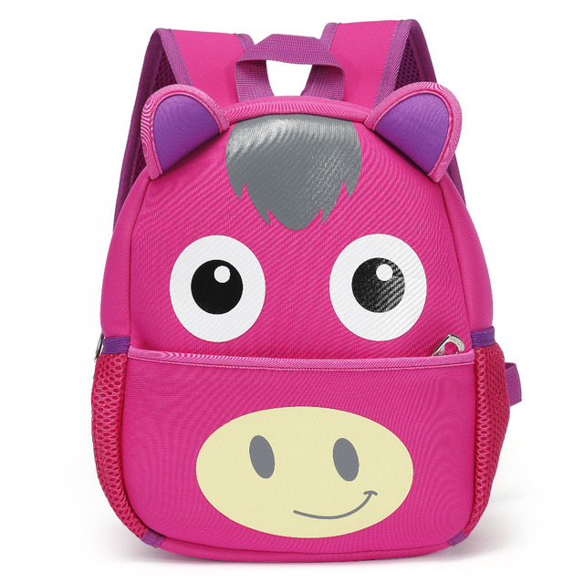 ALI VICTORY Todder backpack for girls boys small kids