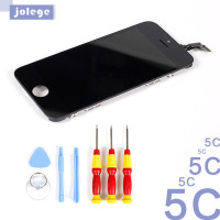 Jolege Touch Screen For IPhone 5C Quality Screen LCD Screen Display And Digitizer Replacement Screen For