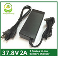 37.8v2a  INPUT100-240V  OUT PUT DC: 37.8V 2A charger for 9series lithium li-ion  battery  good quality warrant
