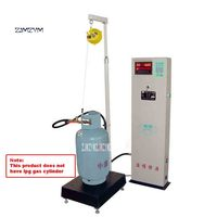 New Liquefied Gas Electronic Scales LPG Gas Cylinder Filling Scale High Quality LPG Cylinder Filling Equipment 220V Hot Selling