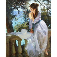 Artist Handmade Museum nude Sexy Lady Oil Painting on Canvas Body Lady Portrait Oil Painting for Living Room wall art