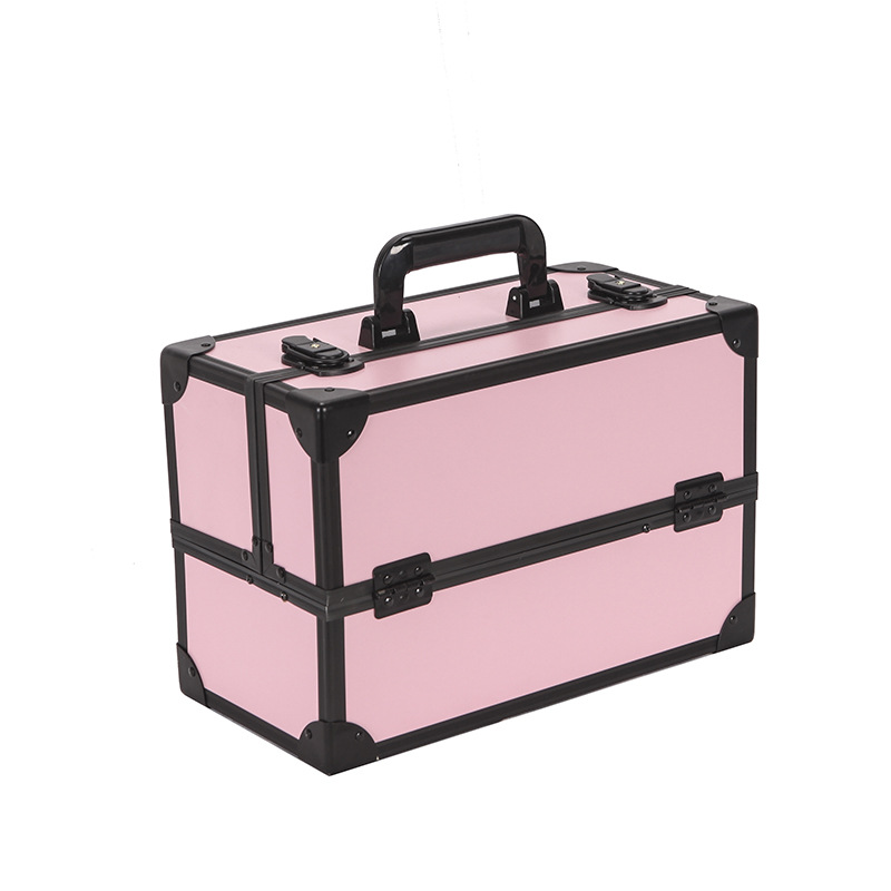 Cosmetics Storage Boxes Bins Large Capacity Portable Travel Makeup Case Jewelry Box Makeup Tools Organizer Accessories Supplies ...