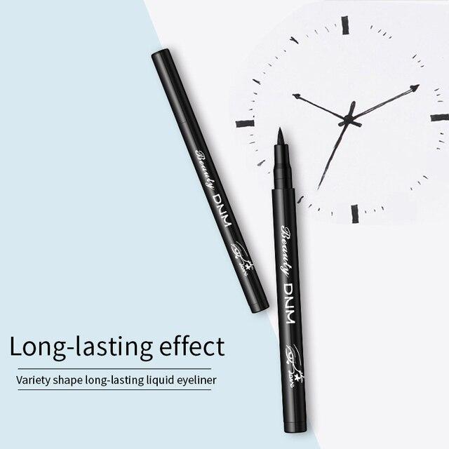 12 Colors Eyeliner Pencil Long Lasting Waterproof Eyes Makeup Pen Liquid Eye Liner Smoothly Pencil Black Make Up Tools Eyeliner 2