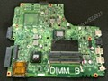 Original & factory estoque 5j8y4 05hg8x motherboard notebook mainboard para dell inspiron 14 3421 5421