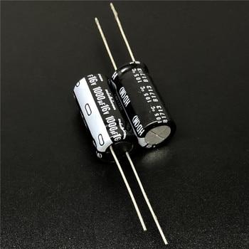 10pcs 1000uF 16V G-LUXON LU 10x20mm  Low Z High Ripple Capacitor
