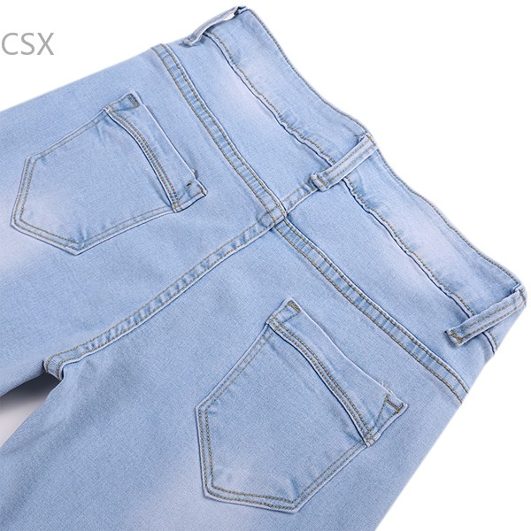 Hot Sale 2016 Women Jeans Patchwork Lace Jeans Hollow Out Skinny Jeans Denim Pants Casual Women Denim Trousers Plus Size 41 hollow out lace patchwork plain designed casual pants