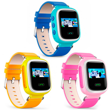 Tracker SOS Call Children Smart Watch For Android IOS iPhone Anti lost GPS New