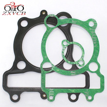 FOR Yamaha XT225 1992-2000 Engine Cylinder gasket kit set motorcycle cylinder kit 250cc engine for yamaha majesty yp250 yp 250 170mm vog 257 260 eco power aeolus gsmoon xy260t atv