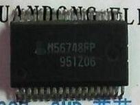 IC new original M56748FP M56748 SSOP36 Free Shipping