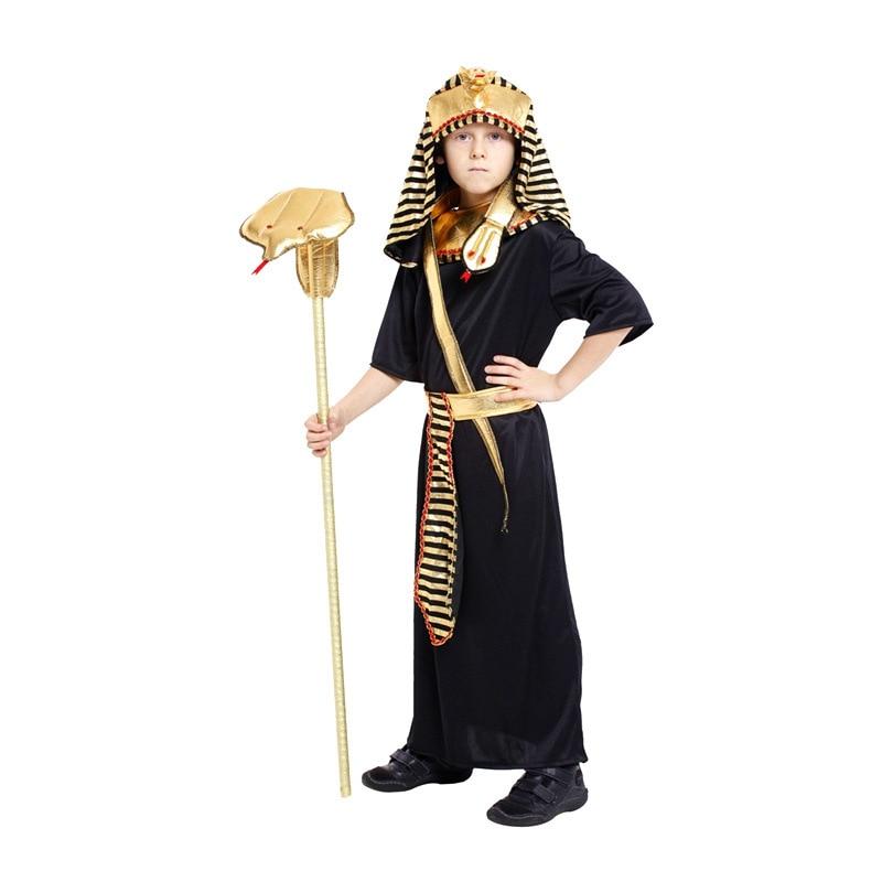 Halloween Costumes Boy Girl Ancient Egypt Egyptian Pharaoh ...