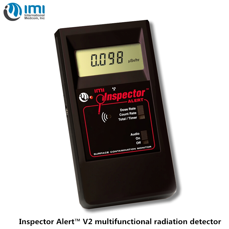 America Inspector Alert V2 Multifunctional nuclear radiation detector gamma beta alpha and x ray font b